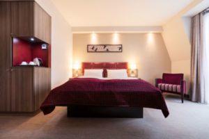 Hotel Gescher, moderne Hotelzimmer im Hotel zur Krone