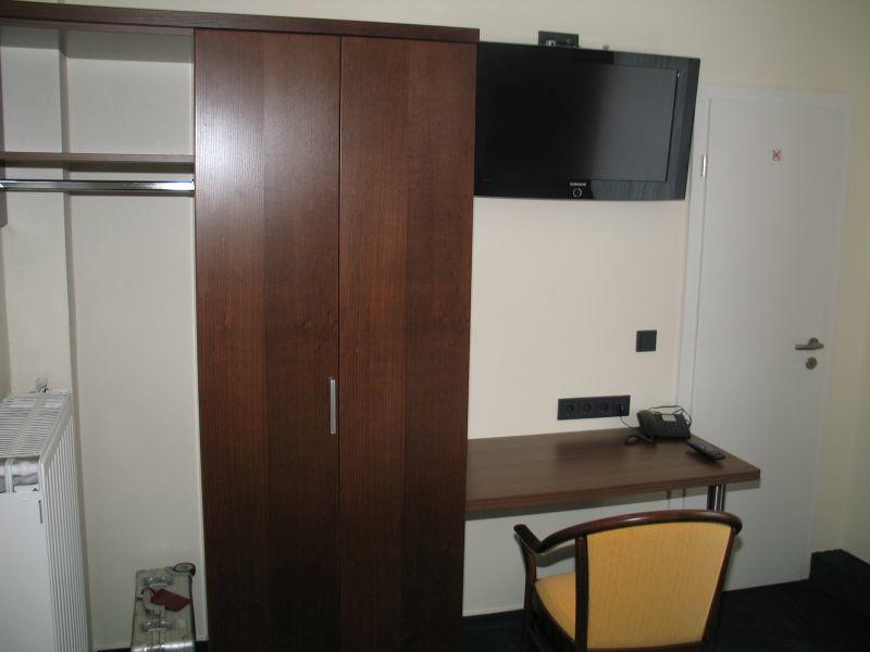 Hotelzimmer im Stammhaus Hotel zur Krone Gescher bei Coesfeld, Borken, Velen, Stadtlohn