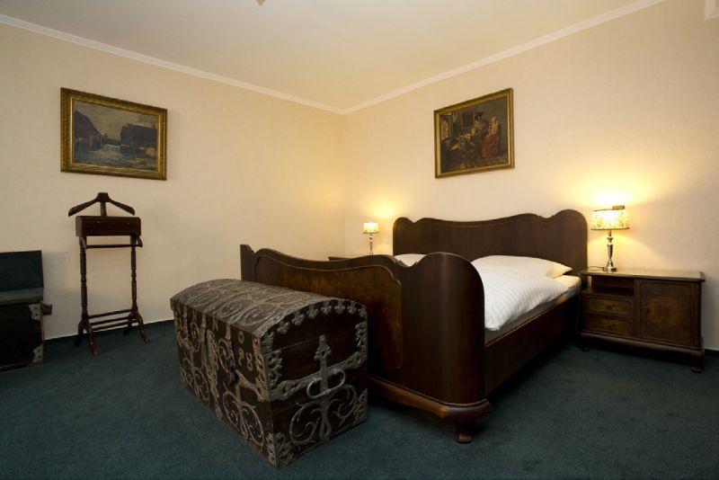 Hotelzimmer Stammhaus Hotel zur Krone Gescher bei Coesfeld, Stadtlohn, Borken, Velen