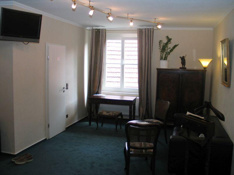 Zimmer im Stammhaus, Hotel Gescher zur Krone nähe Coesfeld, Stadtlohn, Borken, Velen