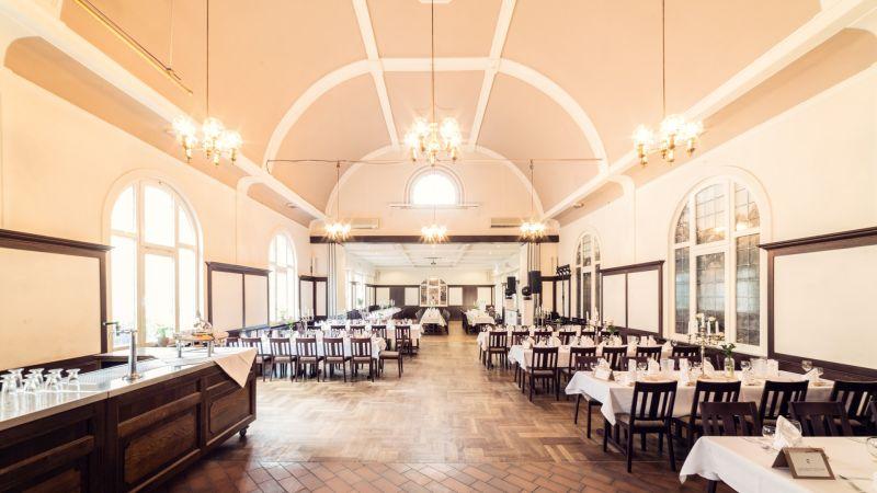 Kronensaal im Hotel zur Krone in Gescher, Hochzeitslocation Münsterland